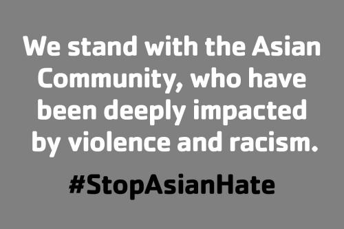 #StopAsianHate Card