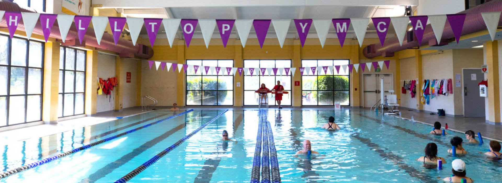 Visit Hilltop Ymca Located At 4300 Lakeside Drive Richmond